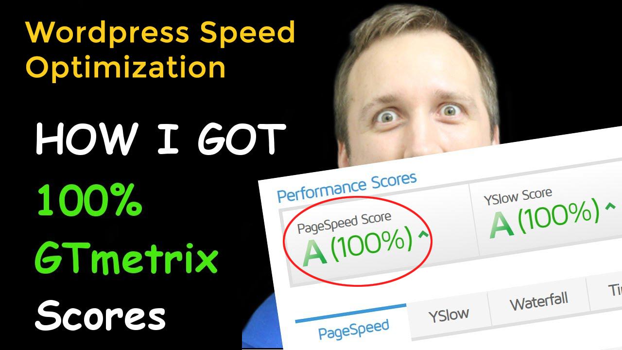I will do super fast wordpress speed optimization with free CDN
