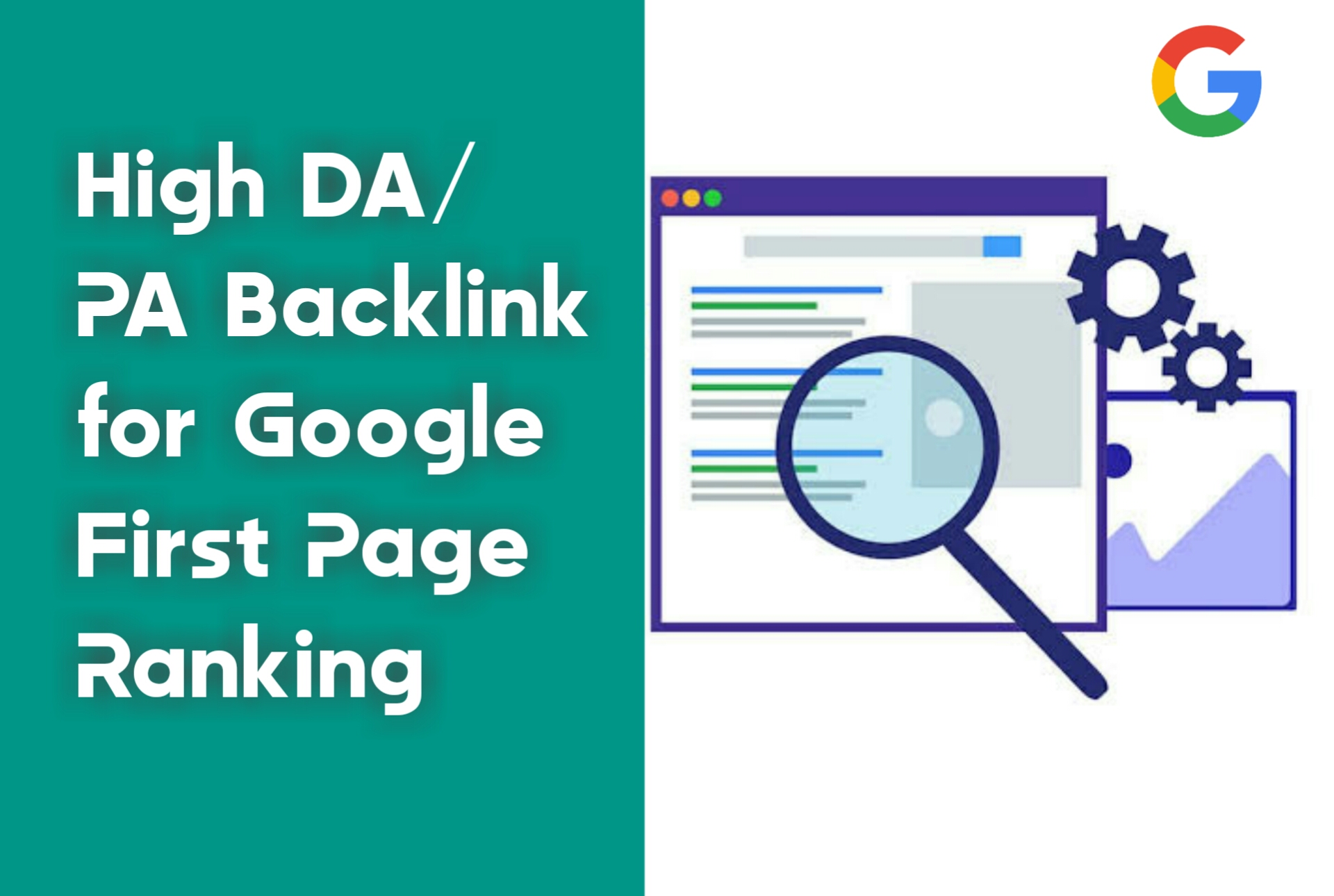 Guaranteed Google Ranking Service with High authority Backlinks