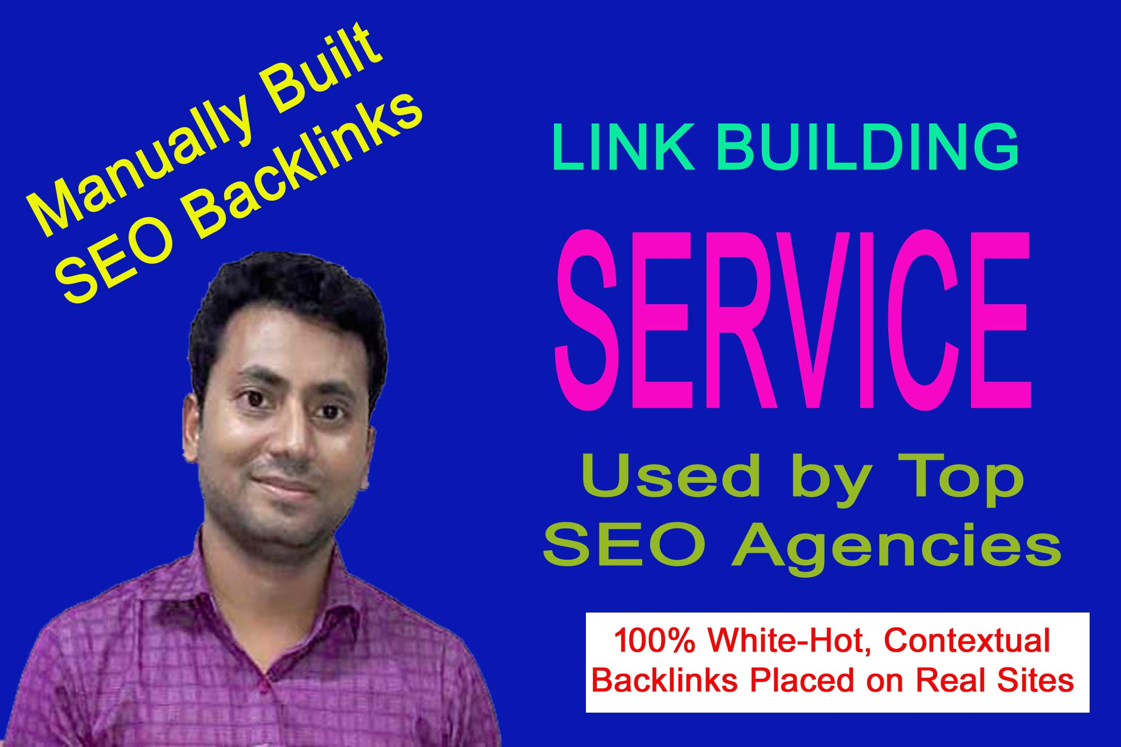 I Will Provide 80 Plus SEO Service With High Quality Backlinks