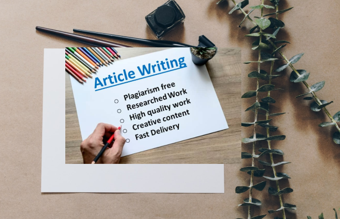 I will write SEO optimized content 700 to 1000 Unique words