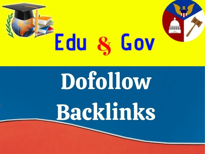 I will Do Manually 50 High Quality Edu Gov Backlinks