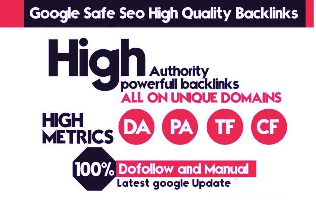 I Will Create 100 Powerful Profile SEO Backlinks, Linkbuilding Manually