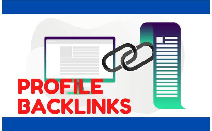 I Will Provide You Manually High Quality Profile Authority Backlinks