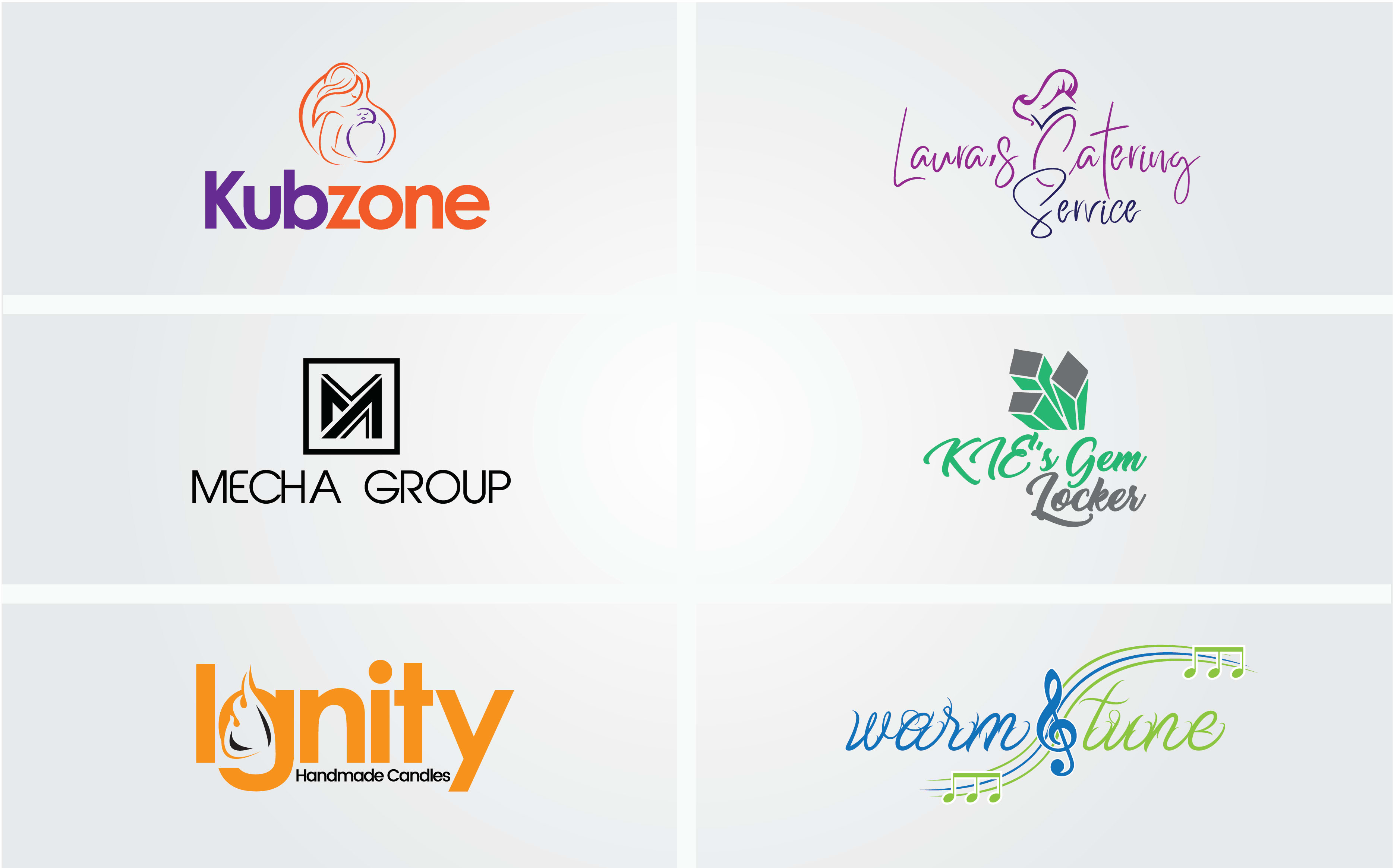 i will design creative and modern logo for you in just 24 hrs