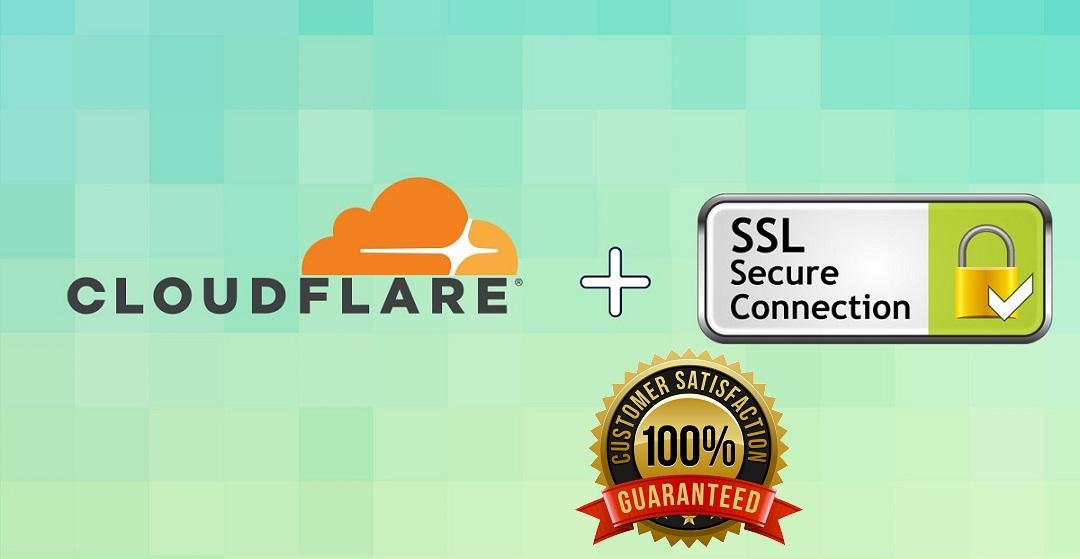 I will do Setup cloudflare CDN, SSL & fix any error fast