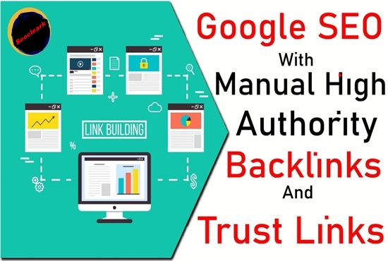 I will build high quality mix off page SEO unique domain backlink