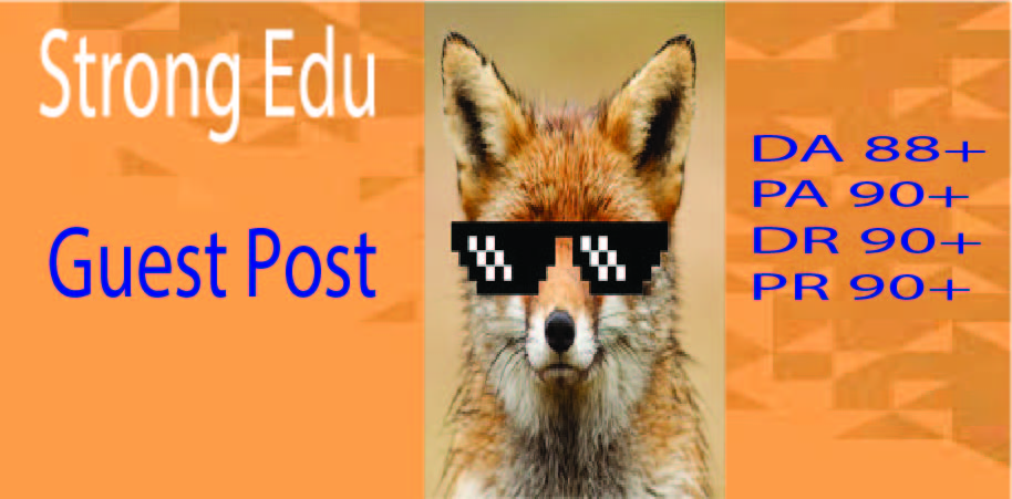 Publish guest posts on EduBlog DA 88+