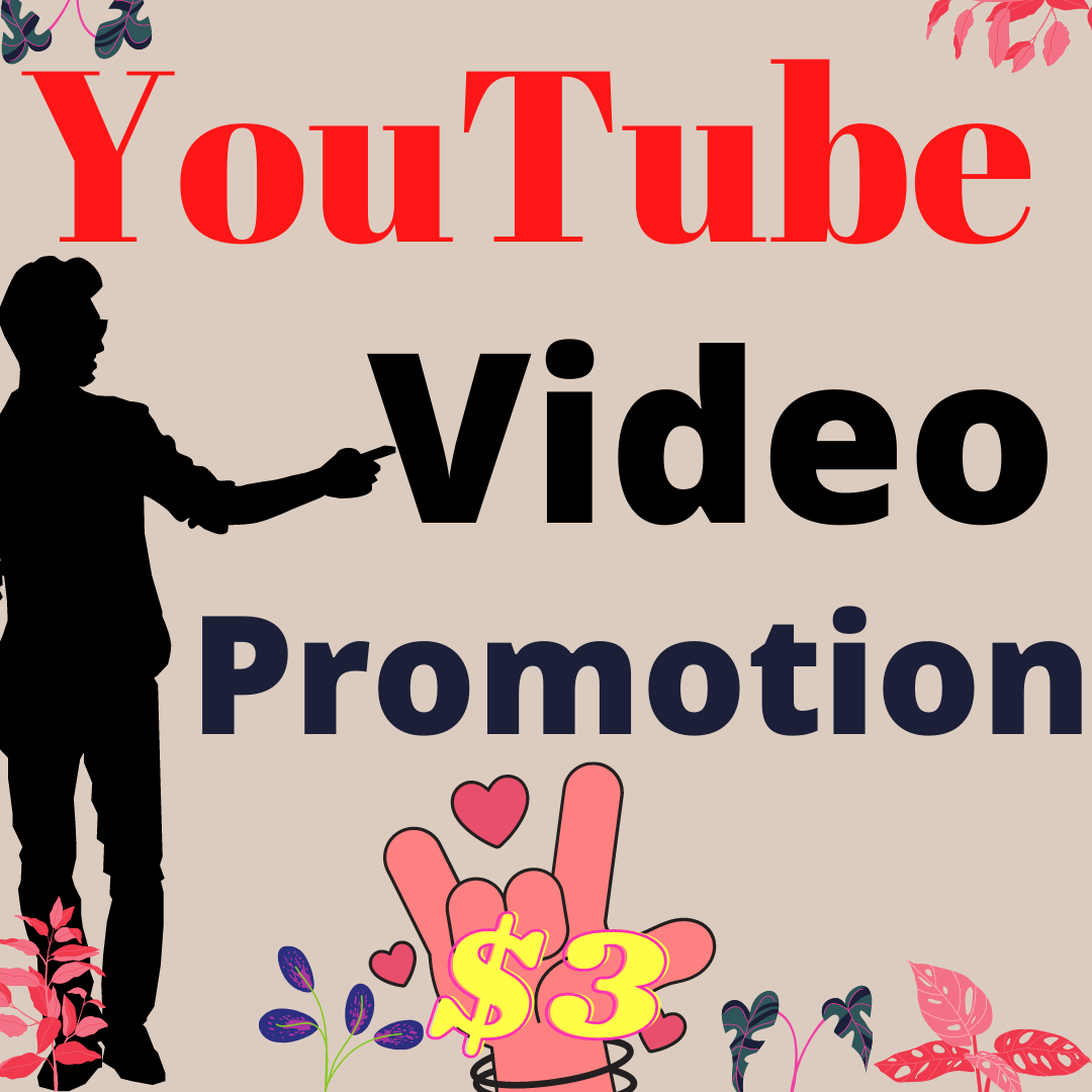 promote your YouTube to increase very fast
