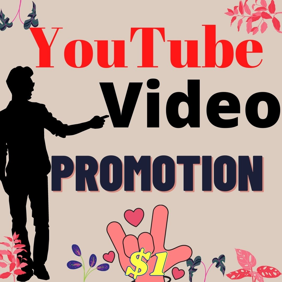 naturally do organic YouTube video promotion