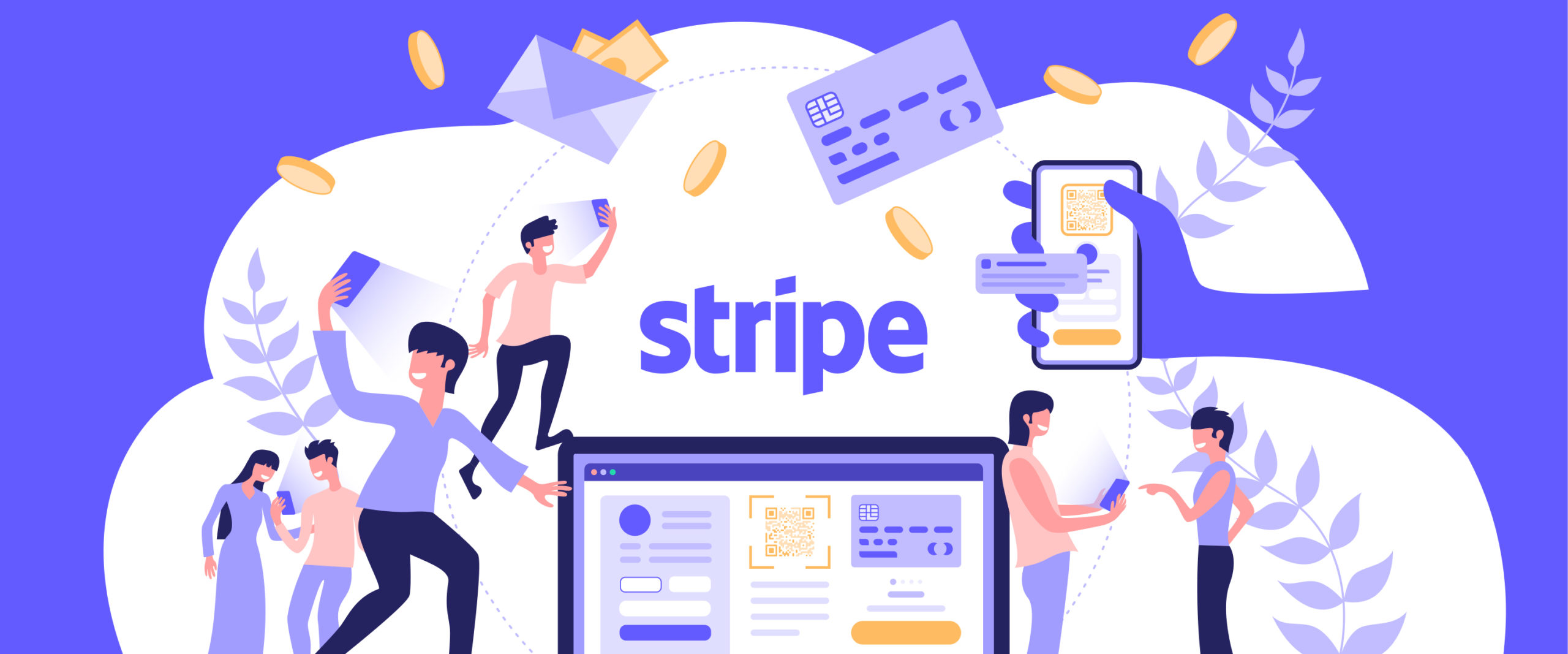 Fully Verified Stripe payment gateway for your name with USA BR