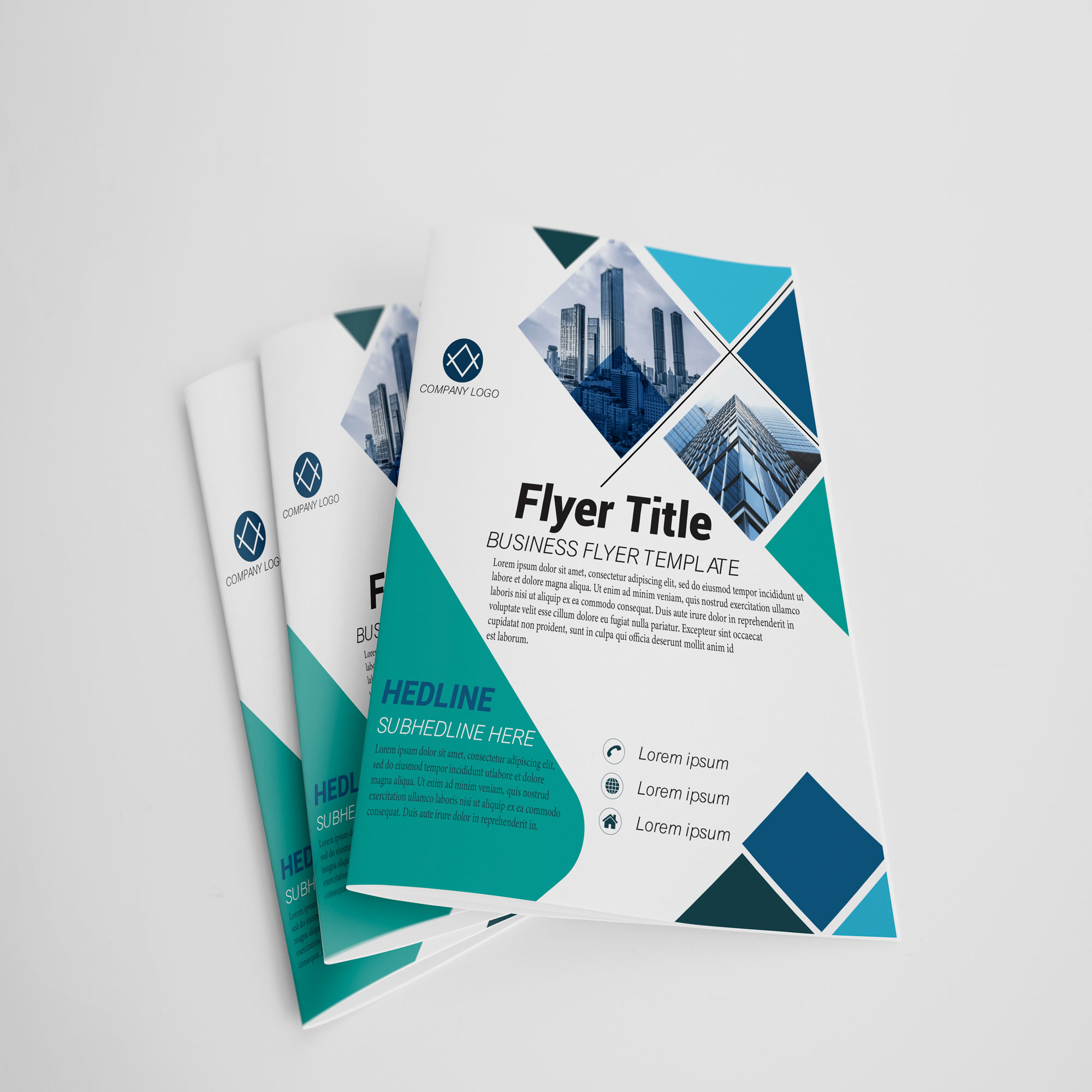 I will design any awesome flyer