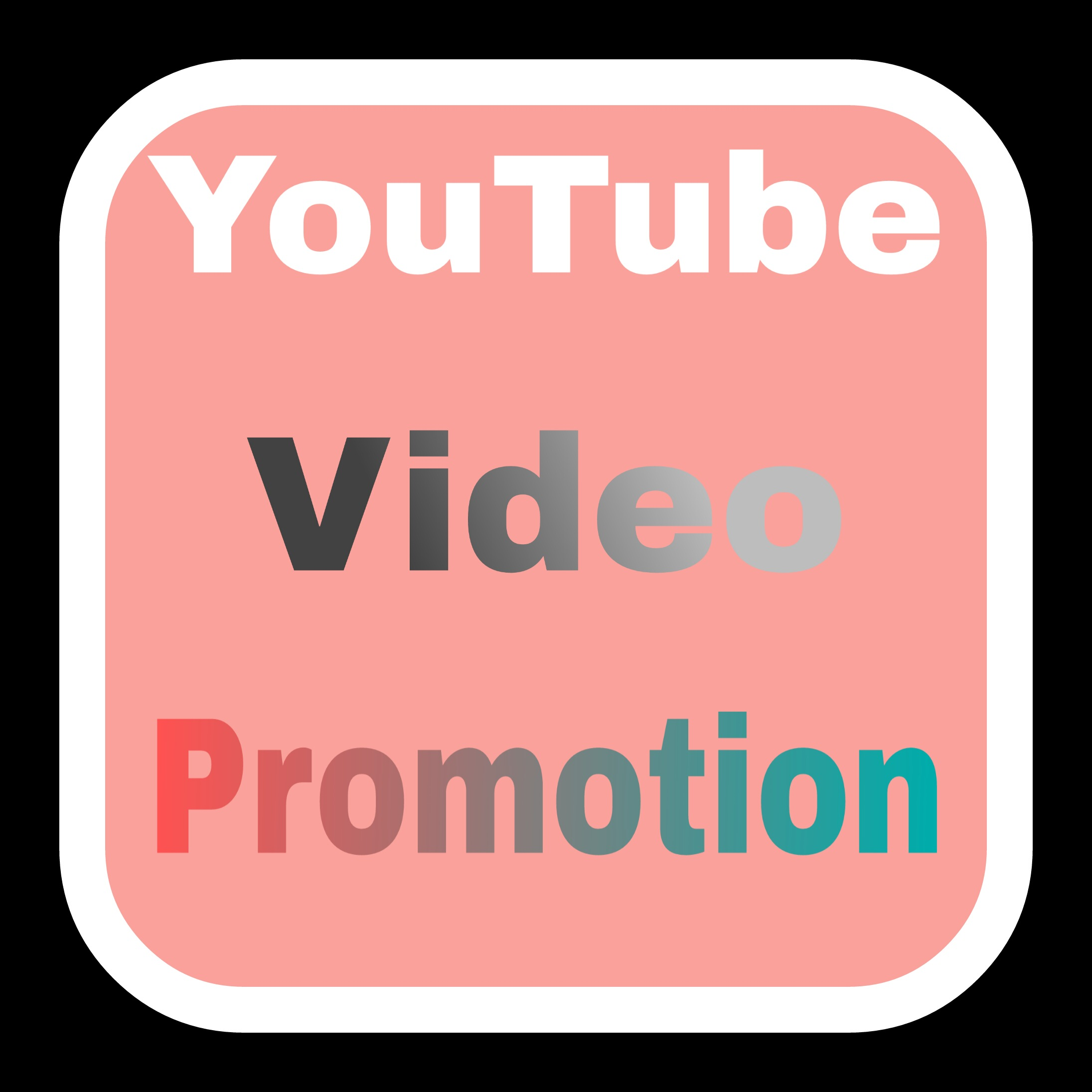 Real Youtube Video Promotion Marketing instant and Fast