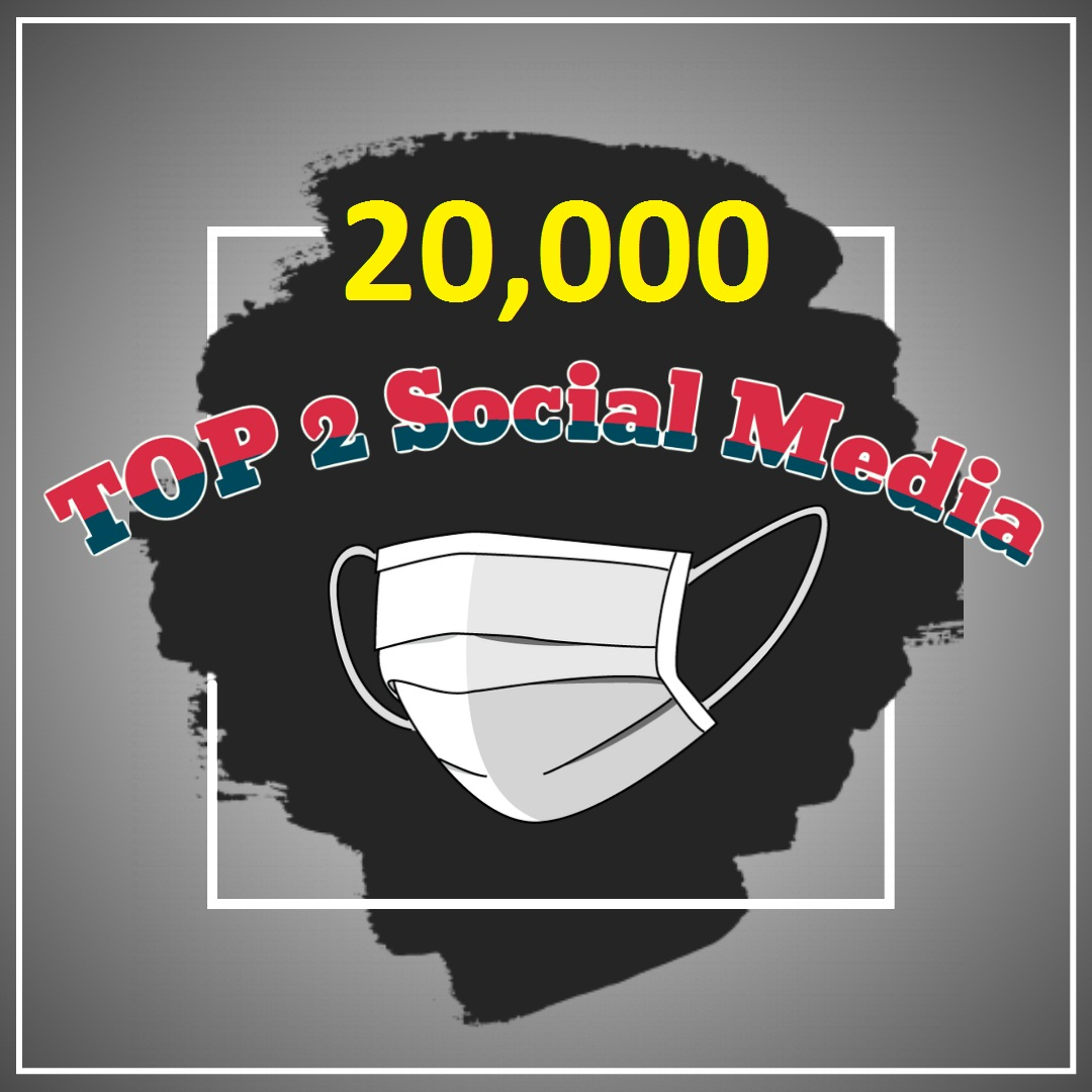 give 20,000 Social Signals 2 Social Media Website