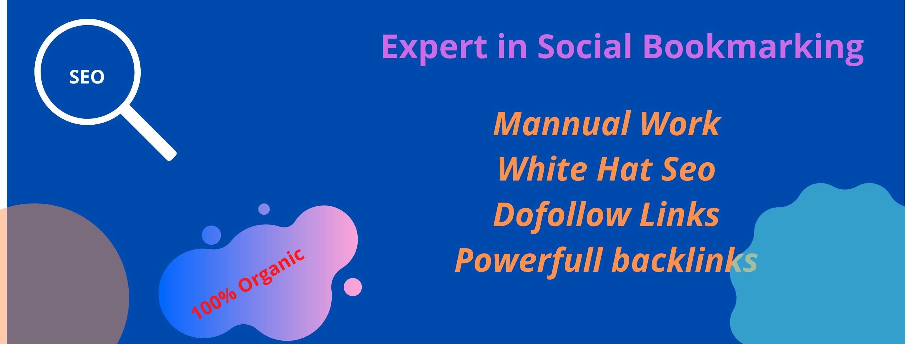 I will do create 150 social bookmarking
