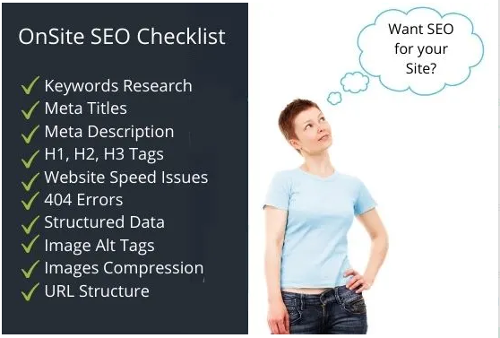 I will optimize your website on page SEO by rank math and yoast
