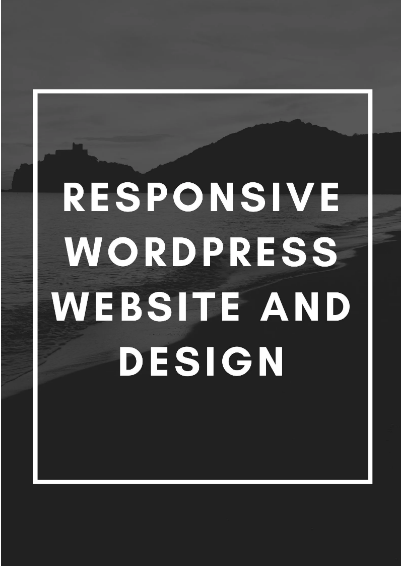 I will create an outstanding wordpress website professionally