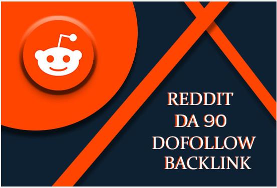 I will create high quality 90 da 50 profile links