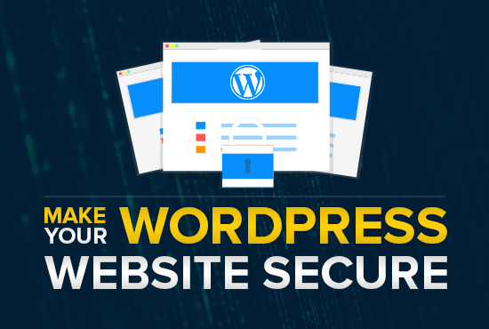 Make your wordpress website secure with better security optimization