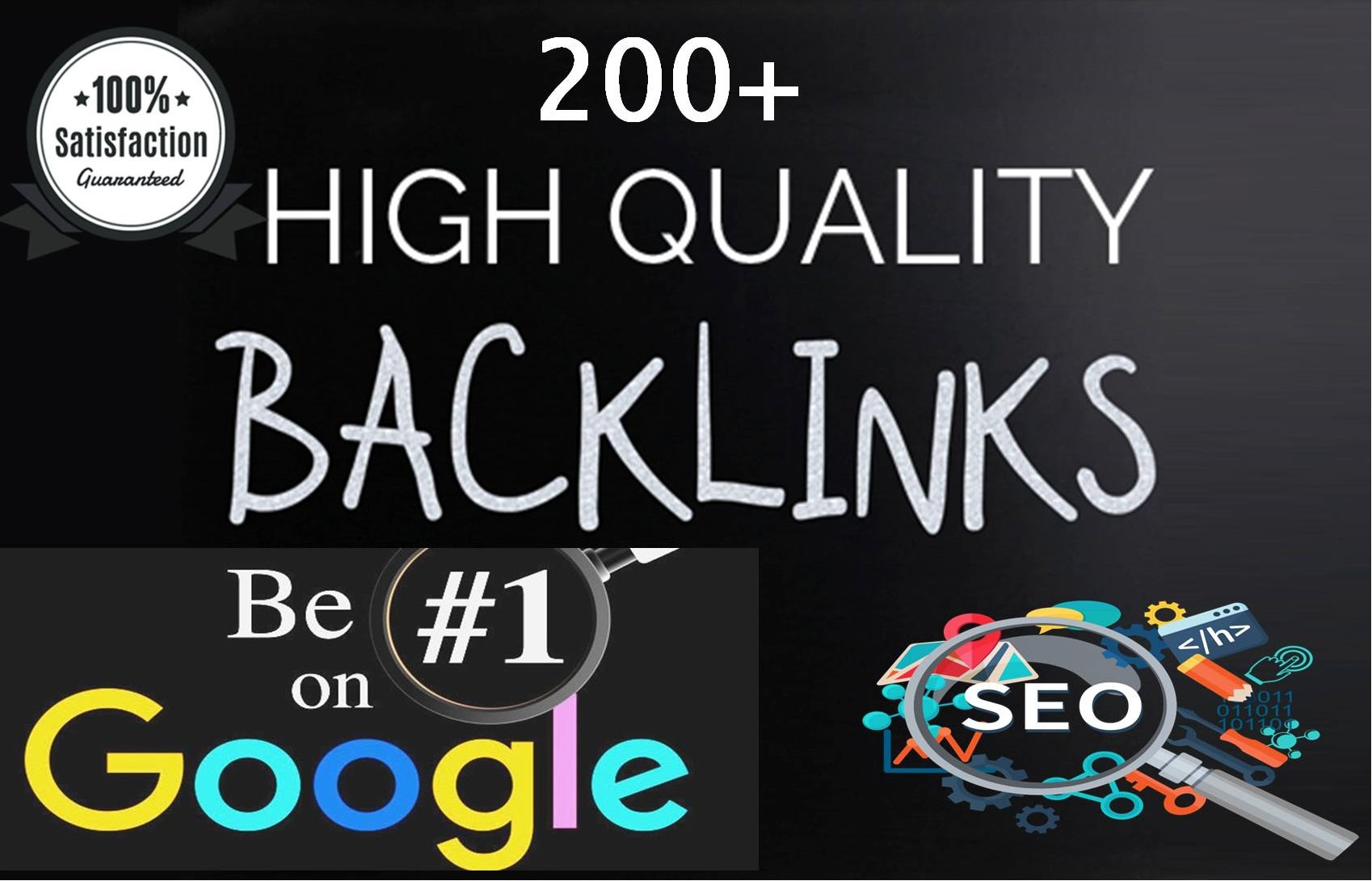 I will create 200 high authority backlinks rank you first on google