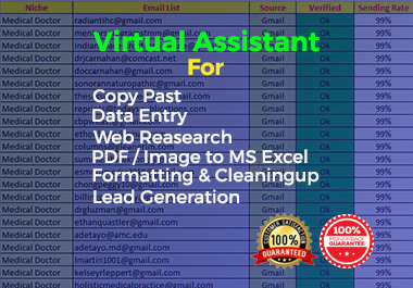 I Will Do 1 Hour Virtual Assistant Job For You