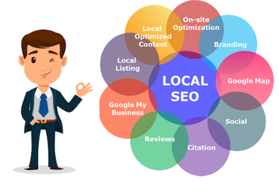 I will do Manually listing citations or seo local directory