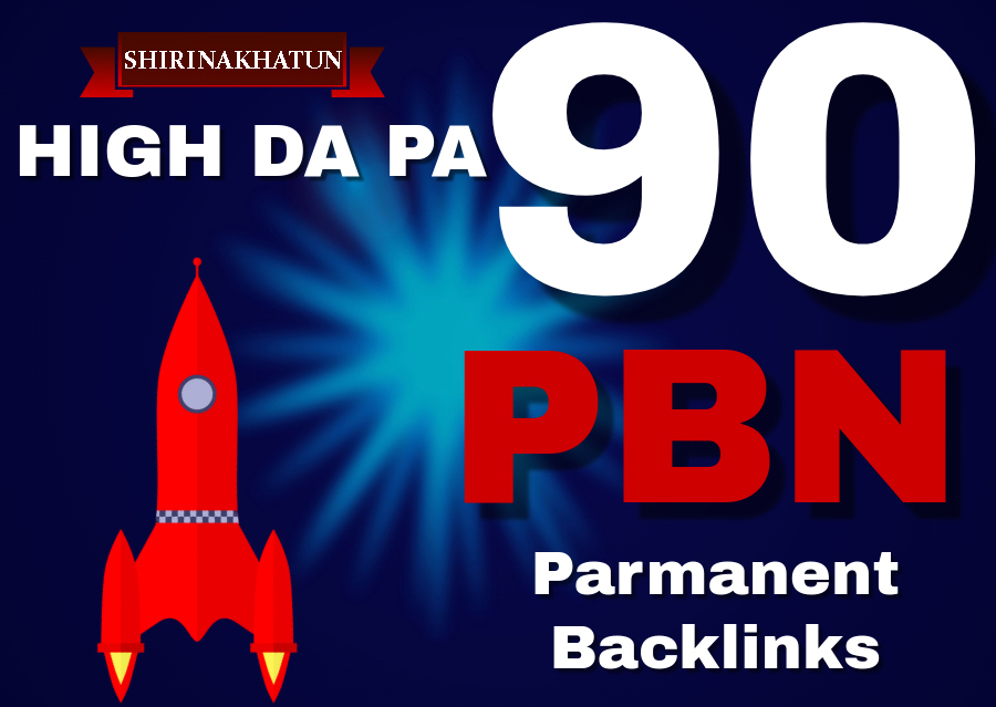 Get 90 Permanent Back-links 60 PBN,10 Web 2.0 and 20 Tumbler