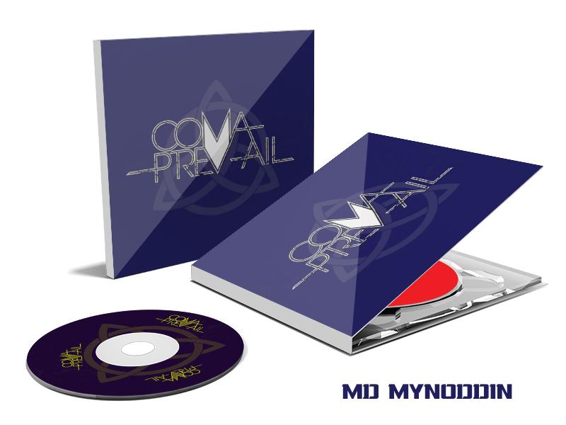 I will do A High quality Album cover Design in 48 hour