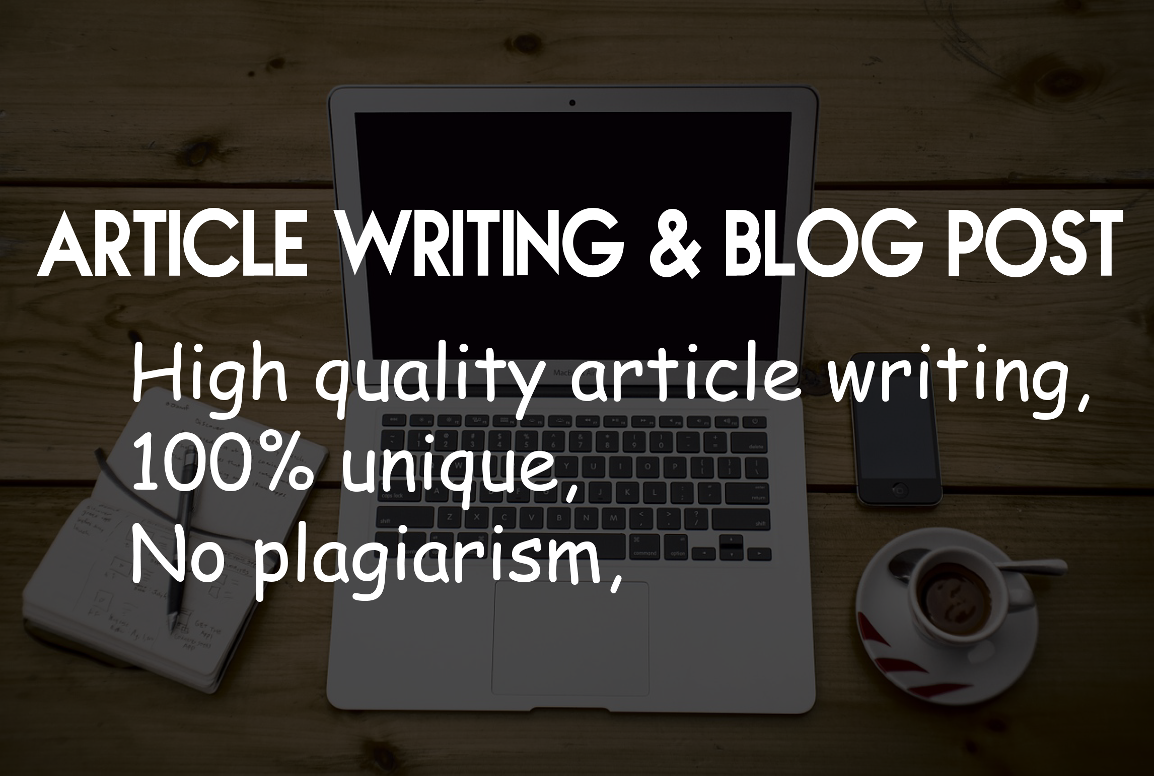 I Provide 10 unique articles writing and blog post