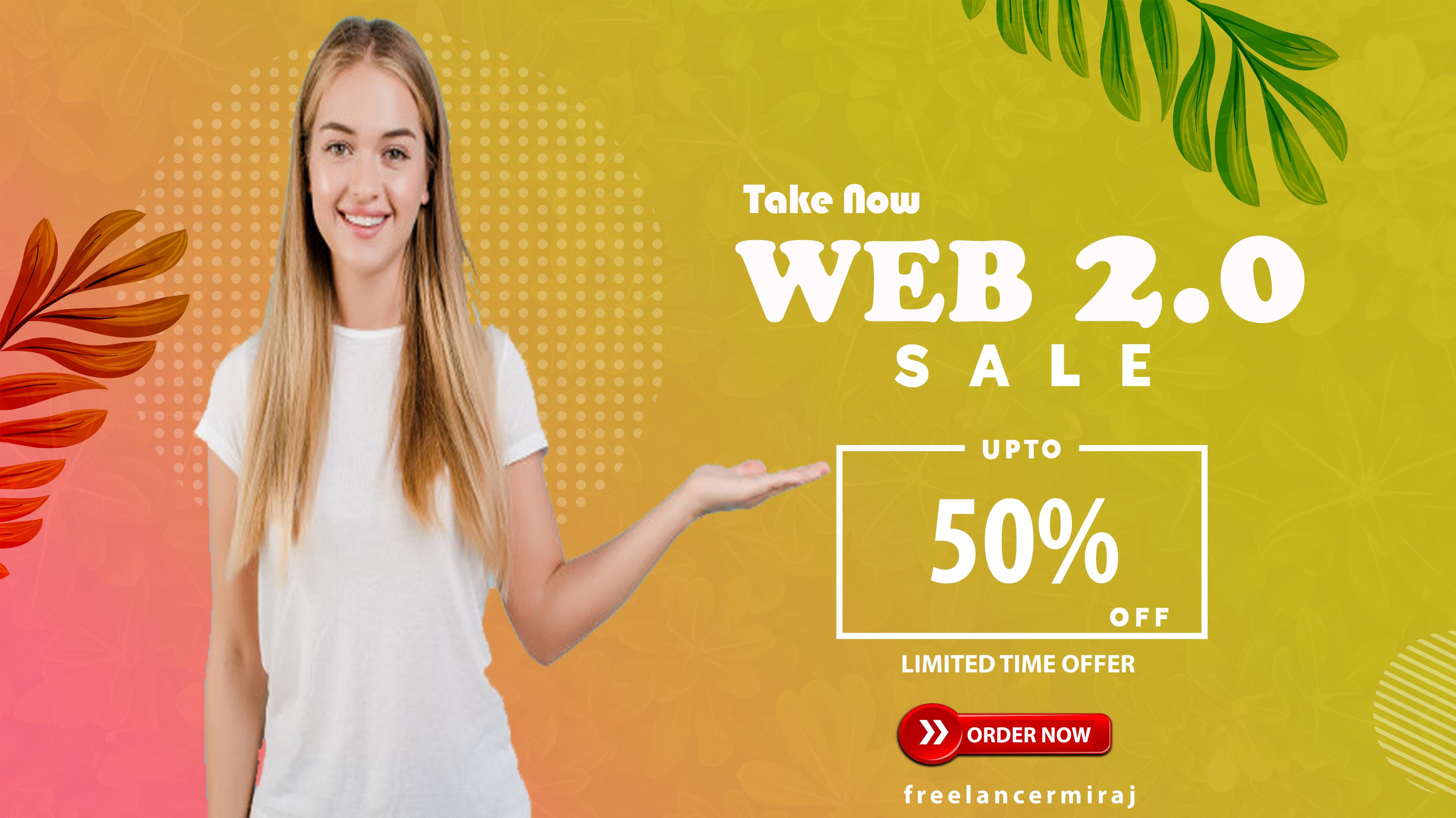 I Will Provide High DA Web 2.0 Do-follow backlinks for Ranking Your Site.