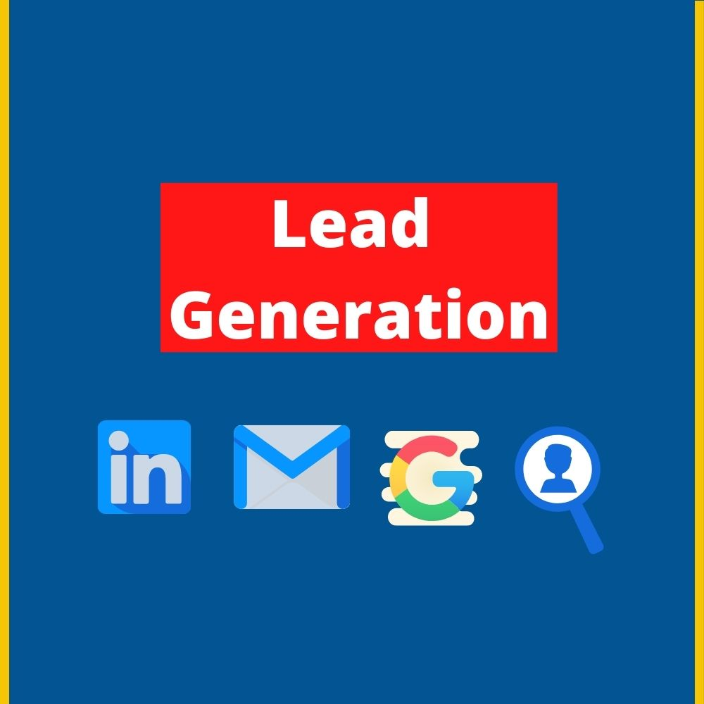 I will do any niche base 100 b2b Lead generation for any targeted country