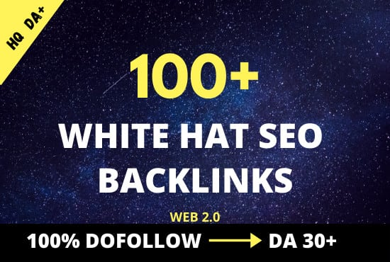 I will create high authority white hat SEO contextual backlinks