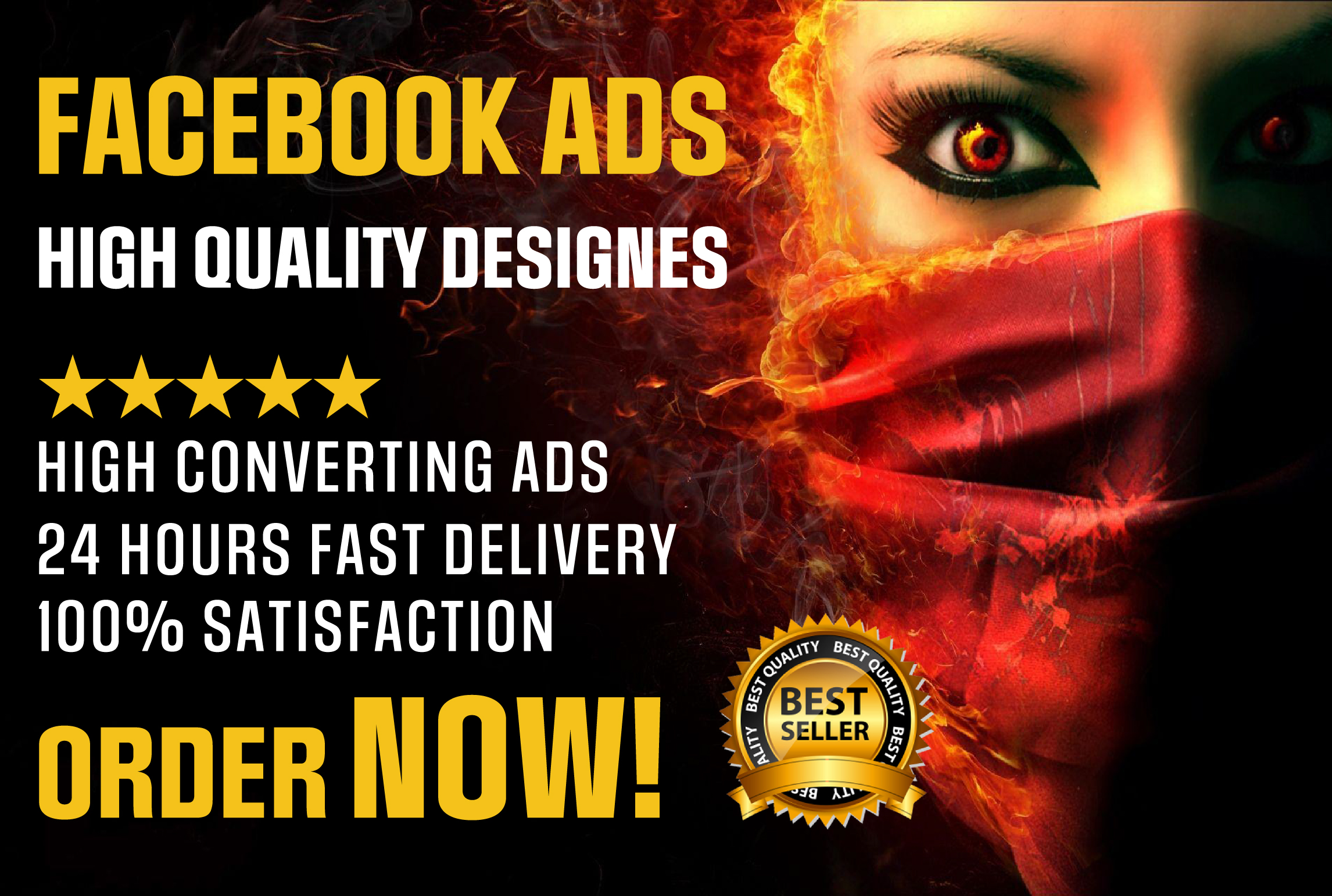 I will create social media post,  banner ads in 24 hours