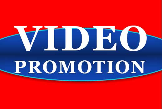PROMOTE YOUR VIDEO BY ACTIVE YOUTUBE AUDIENCE.
