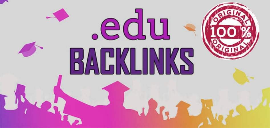 I will create 120+ HQ edu gov BACK LINKS FOR RANKING ON GOOGLE