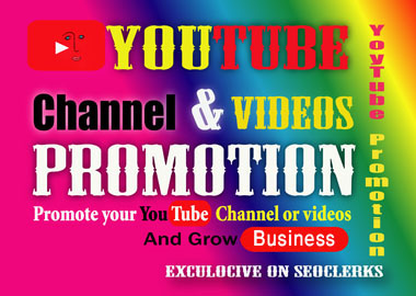 I will do YouTube video promotion on millions of active audience