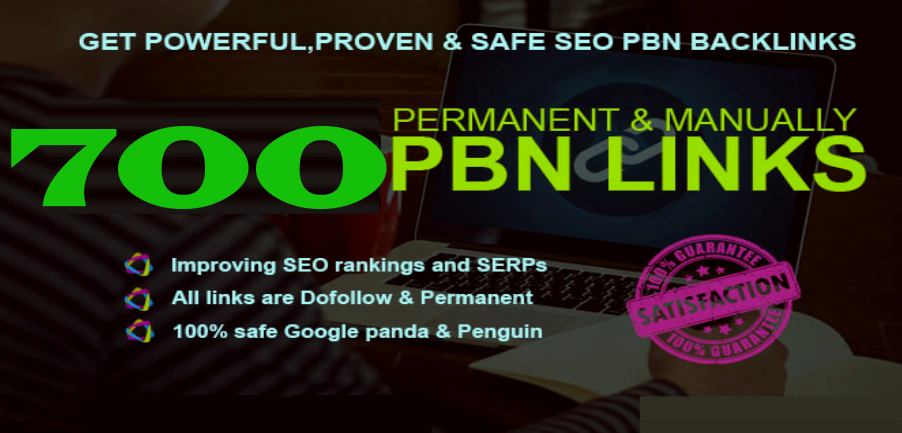 GET 700+ PREMIUM WEB2.0/PBNs BACKLINK with High Da/Pa/Cf/Tf in your homepage WITH unique website