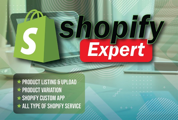 I will do stunning proficient shopify product listing
