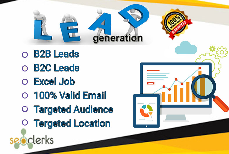 provide 50 b2b lead generation for your business