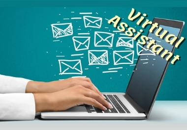I Will Be Your Virtual Assistant,  Web Research,  Data Entry