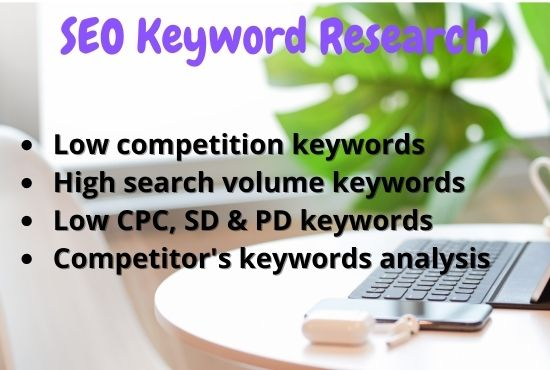 Rank Your Website With a SEO Keyword Research