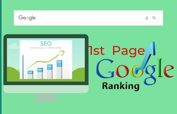 Guaranteed 1st page ranking on Google for Targeted Traffic