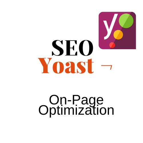 I will do SEO Yoast on page SEO for optimization of WordPress website