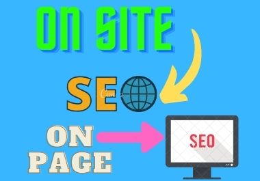 I will do your On-page and Yoast SEO for your site.