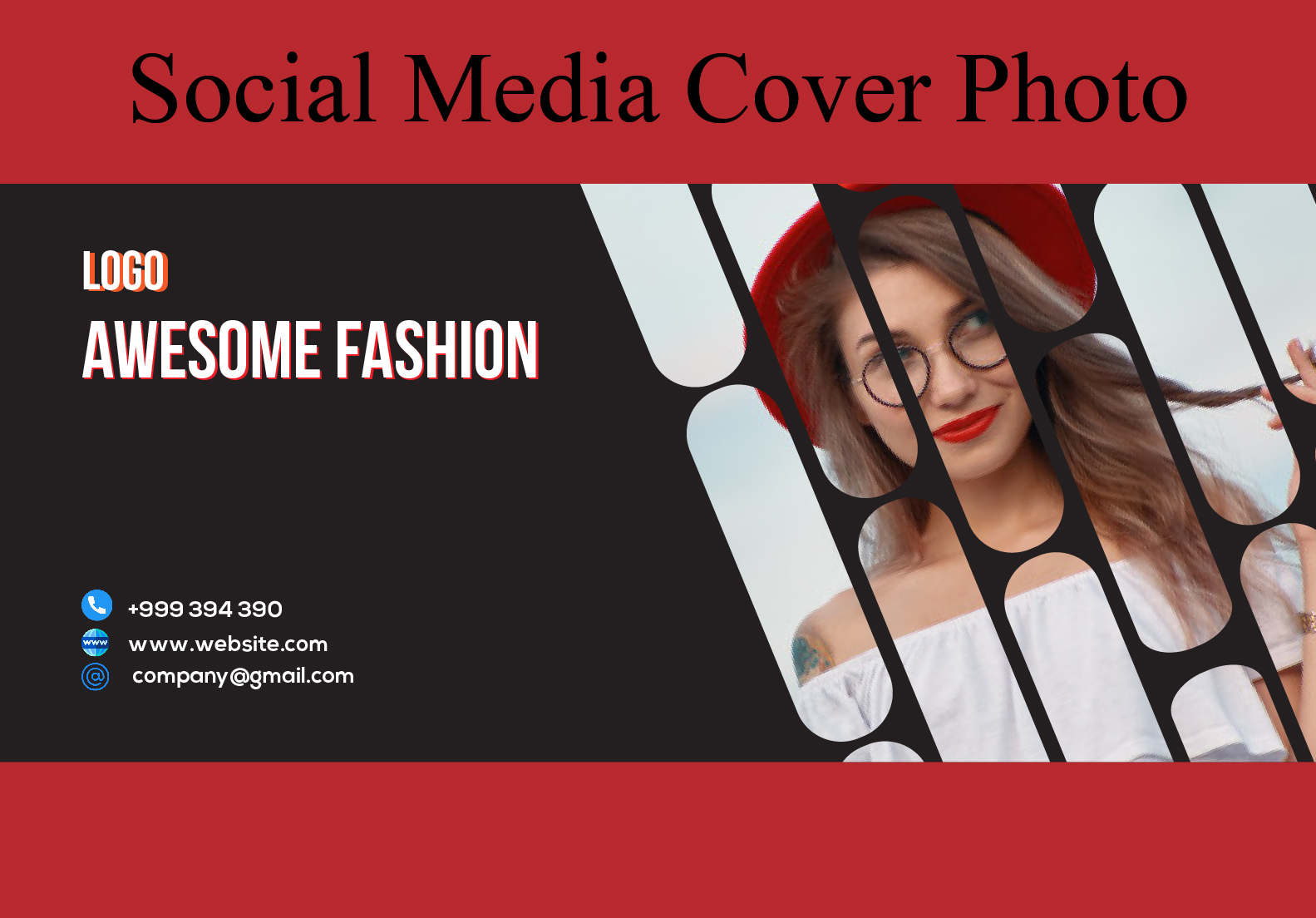 Professional Design For Facebook/Instragram/twitter Cover Photo Banner
