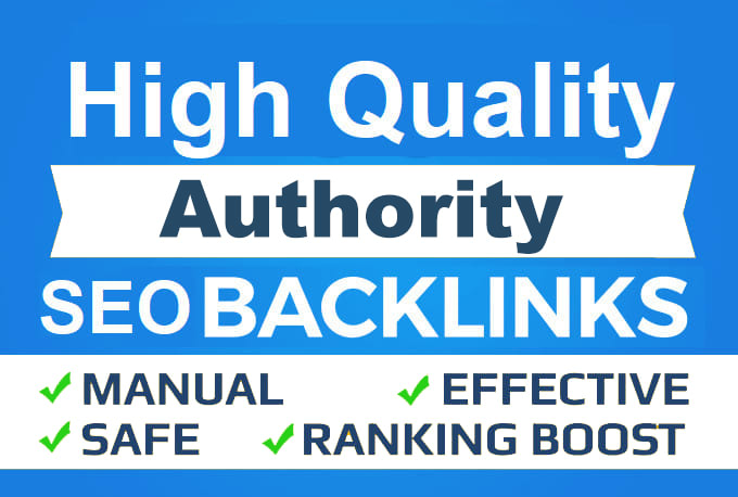 skyrocket your website ranking with high quality SEO backlinks