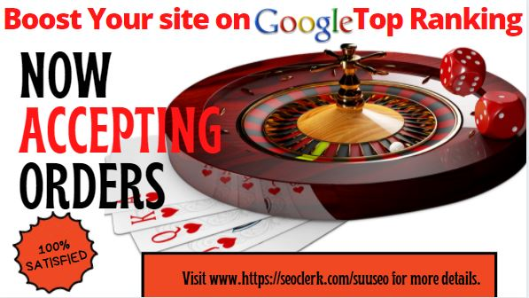 599+ CASINO/Gambling/Sports Betting/Judi bola PBN Backlinks on high authority sites