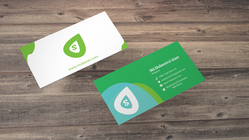 I will design simple logo and business card for you