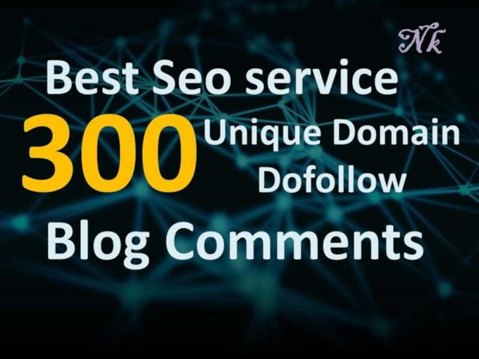 I will do 300 unique domain dofollow backlinks with high dapa