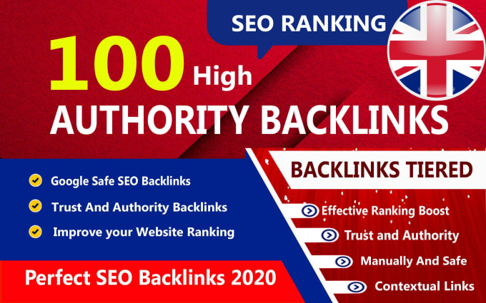 I will boost your rankings with tier1 dofollow SEO backlinks UK seller