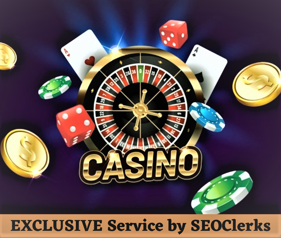 5000+ Super Casino Poker Sports Gambling related Backlink and PBN in your Homepage with high DA/PA